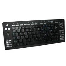 Беспроводная мини клавиатура с трекболом - Краткое описание