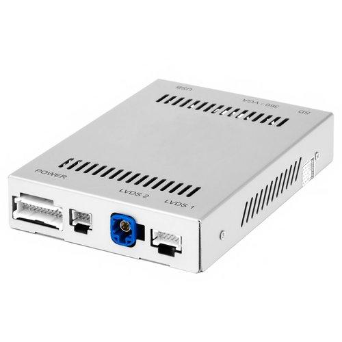 Адаптер с функцией CarPlay для подключения камер в Mercedes-Benz с системой NTG5.0/5.1