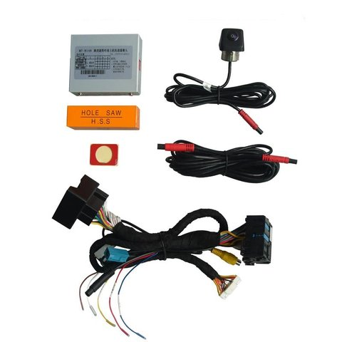 Rear View Camera Connection Kit for Land Rover Jaguar with Harman Head Units
