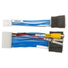 Camera Connection Cable for Toyota MFD GEN5 GEN6 DVD Navi Monitors - Short description
