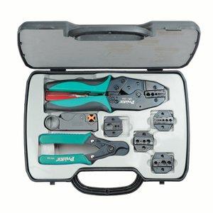 Coaxial Cable Crimping Tool Kit Pro'sKit 6PK-330K