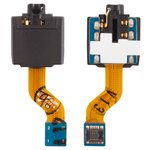 Handsfree Connector for Samsung P7500 Galaxy Tab, P7510 Galaxy Tab Tablets, (with flat cable)