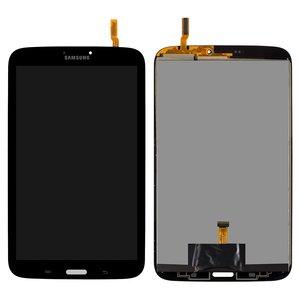 LCD for Samsung T310 Galaxy Tab 3 8.0, T3100 Galaxy Tab 3, T311 Galaxy Tab 3 8.0 3G, T3110 Galaxy Tab 3, T315 Galaxy Tab 3 8.0 LTE Tablets, ((version Wi-Fi), dark blue, with touchscreen)