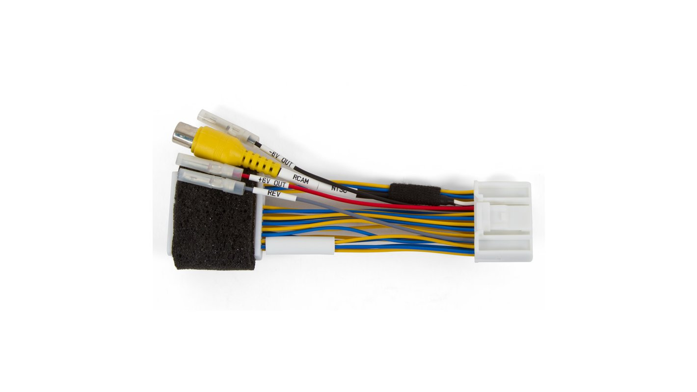 Rear View Camera Connection Cable for Renault and Dacia with MediaNav Monitor