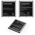 Battery EB-BG530BBC for Samsung G530H Galaxy Grand Prime, G531H/DS Grand Prime VE, J250F Galaxy J2 (2018), J320H/DS Galaxy J3 (2016), J500H/DS Galaxy J5 Cell Phones, ((Li-ion 3.8V 2600mAh))