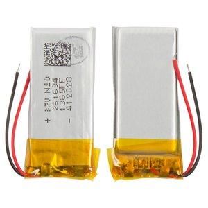 Batería recargable para reproductor MP3 Apple iPod Nano 6G, #616-0531