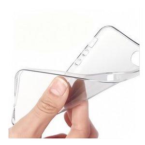 Чехол для iPhone 4, iPhone 4S, прозрачный, силикон
