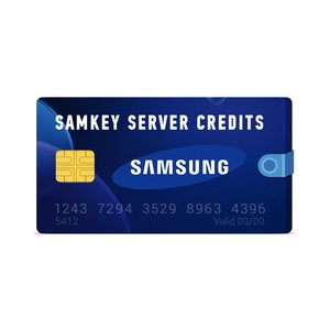 Серверные кредиты Samkey