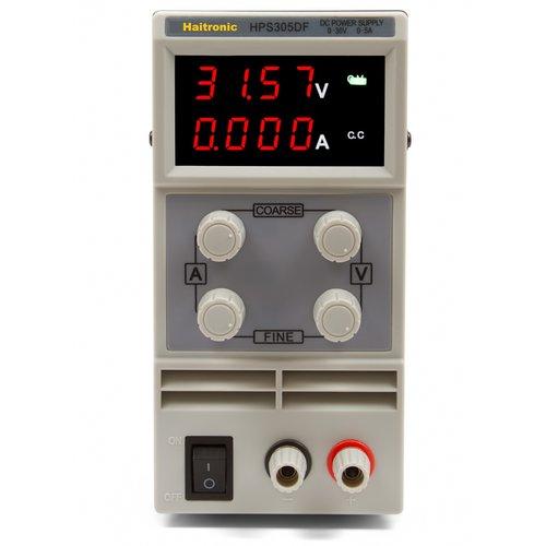Лабораторный блок питания Haitronic HPS305DF
