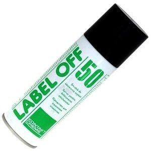 Засіб для зняття етикеток Kontakt Chemie LABEL OFF 50 (200 мл)