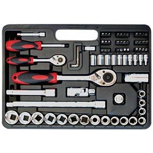 Набір інструментів INTERTOOL ET-6072 для автомобілів