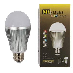Світлодіодна лампочка MiLight RGBW 9W E27 WW