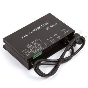 Світлодіодний cвітломузичний контролер H803SC