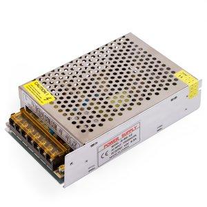 Блок живлення для світлодіодних стрічок 5 В, 20 А (100 Вт), 110-220 В
