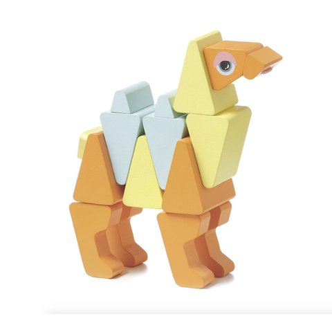 CUBIKA Acrobat camel LA-3 - /*Photo|product*/
