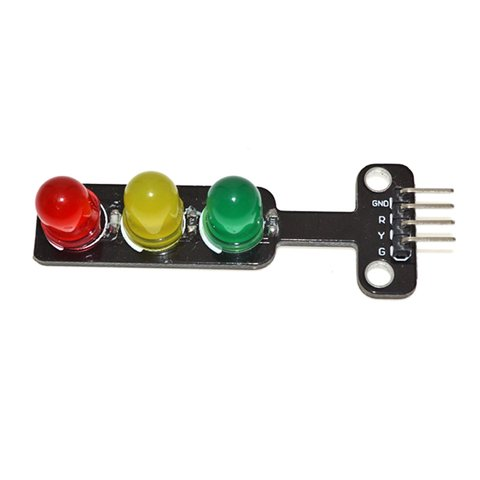 LED-модуль для Arduino Светофор 3,3 В-5 В
