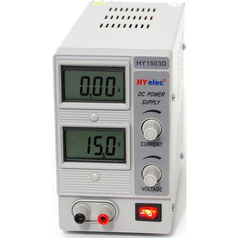 DC Power Supply  HYelec HY1503D