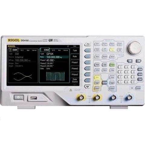 Generador de funciones arbitrarias RIGOL DG4102